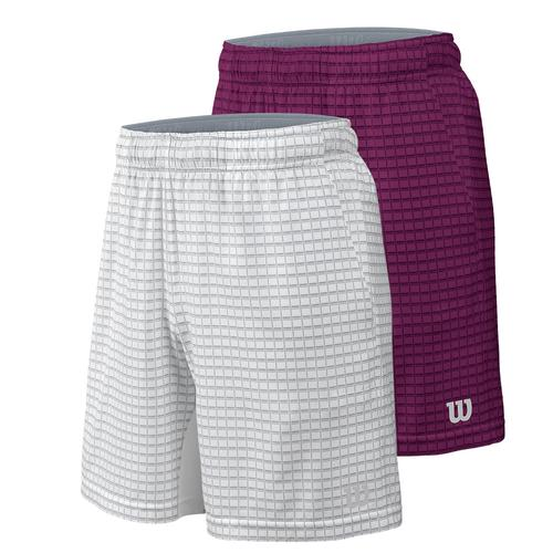 Men's Spring Outline 8 Inch Tennis Short