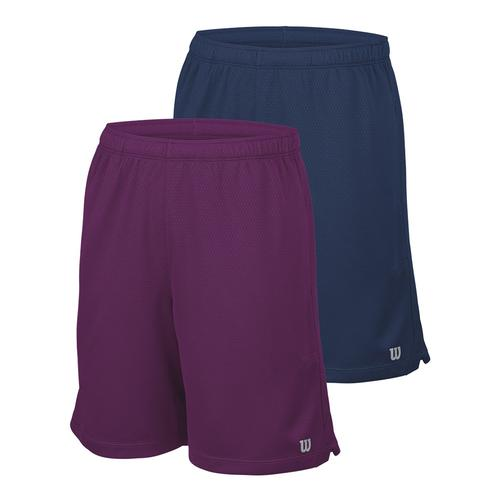 Boys ` Core 7 Inch Knit Tennis Short