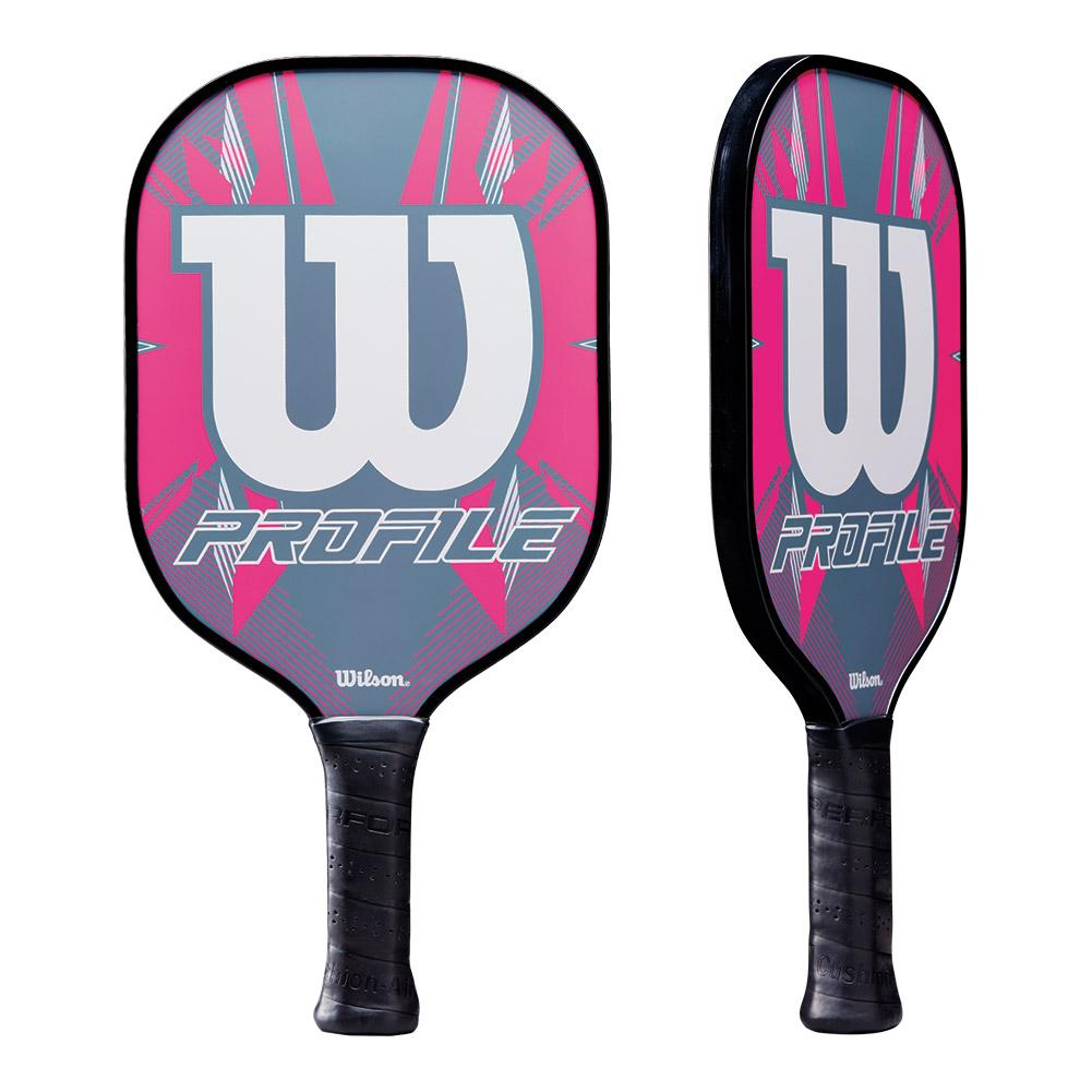 Profile Pickleball Paddle Gray And Pink