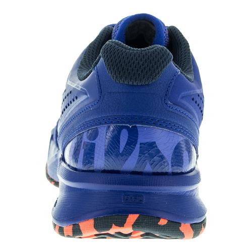 Wilson Women's Kaos Comp Tennis Shoes in Amparo Blue and Surf The Web