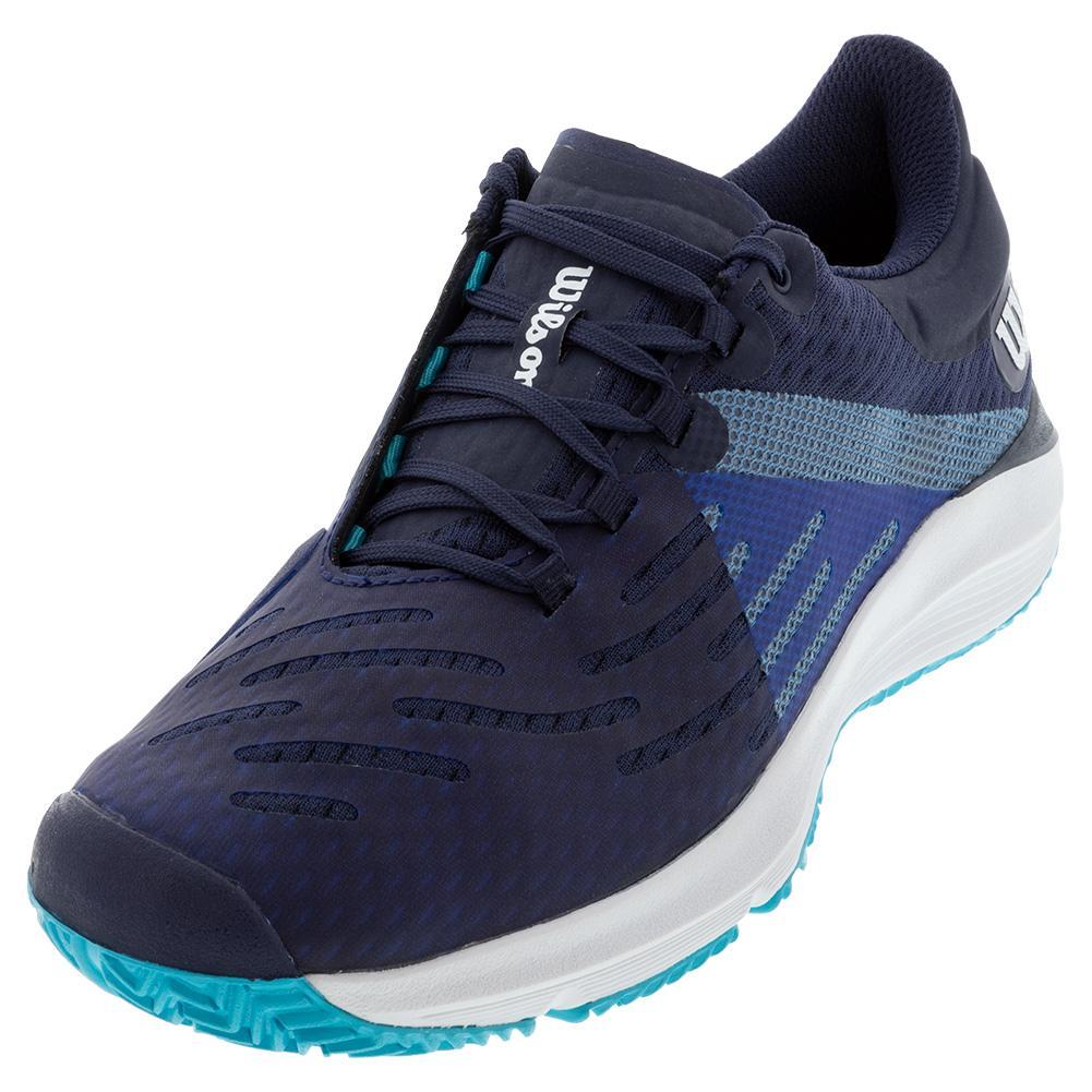 Men's Kaos 3.0 Tennis Shoes Peacoat And White