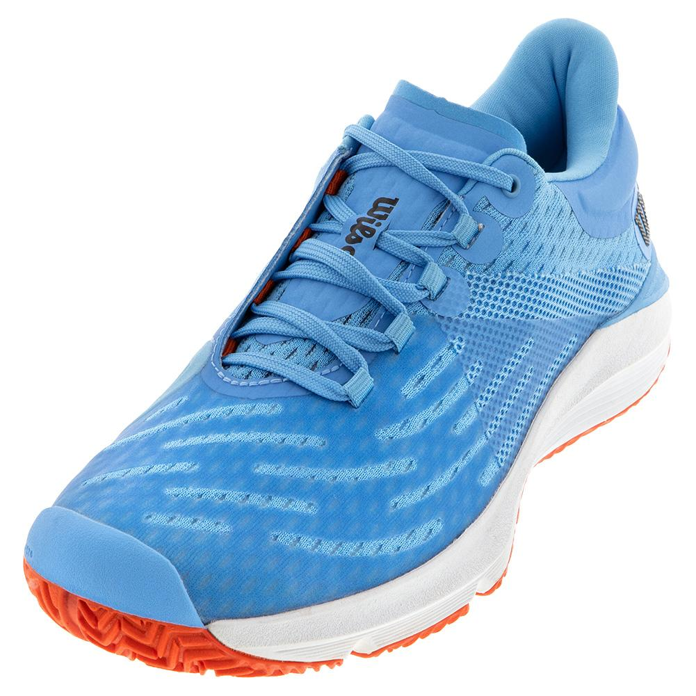Juniors ` Kaos 3.0 Tennis Shoes Bonnie Blue And White