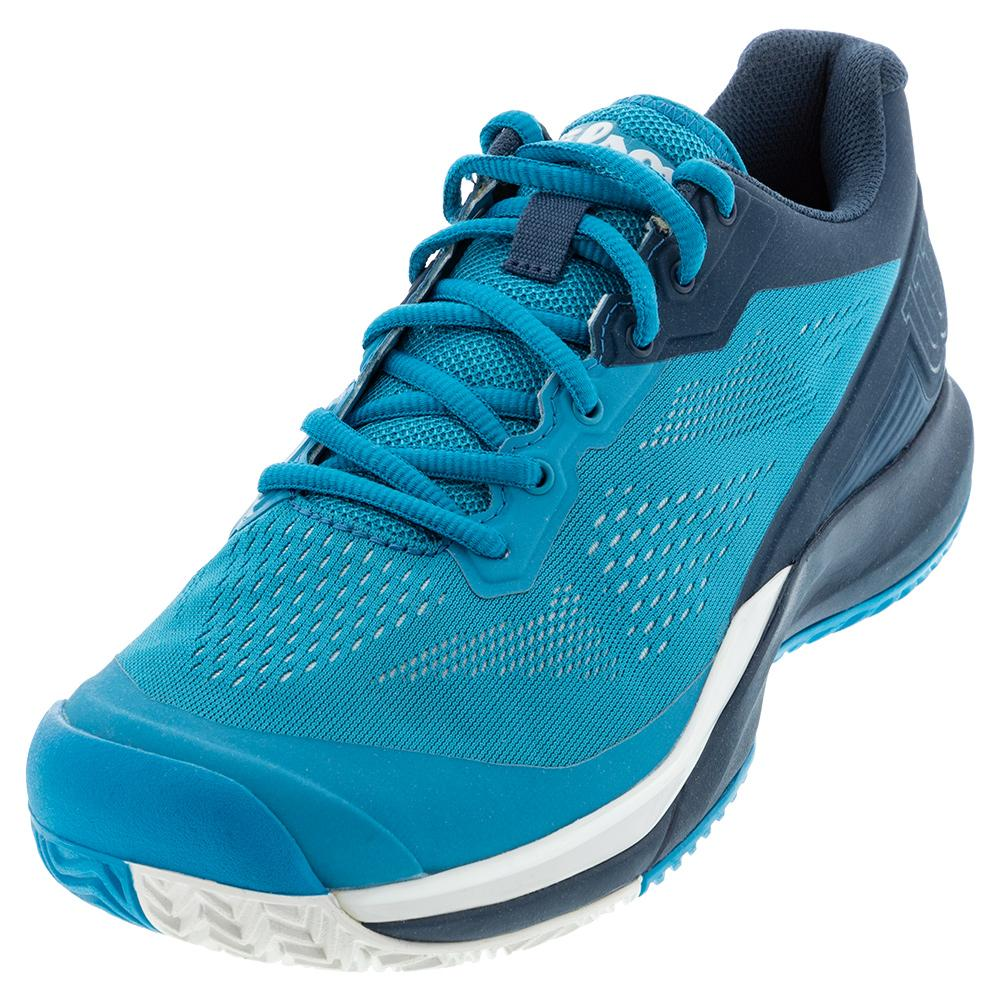 Men's Rush Pro 3.5 Tennis Shoes Barrier Reef And Majolica Blue