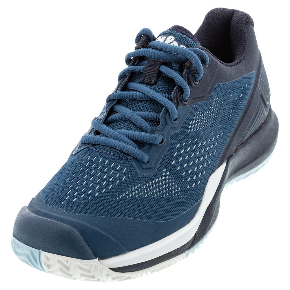 Women's Rush Pro 3.5 Tennis Shoes Majolica Blue And Outer Space