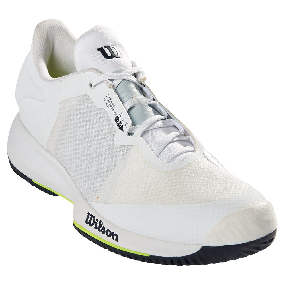 Men's Kaos Swift Tennis Shoes White And Outer Space