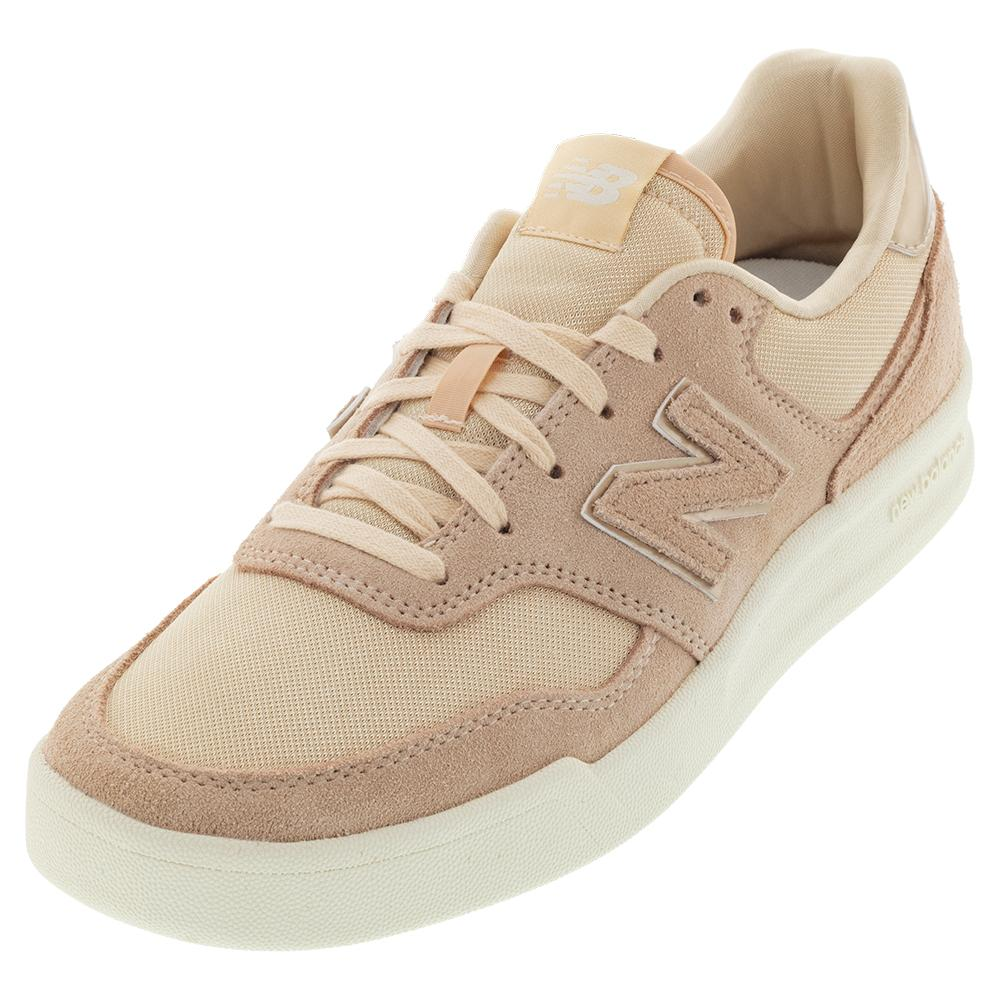 Women's 300 Lifestyle Shoes Sandstone And White