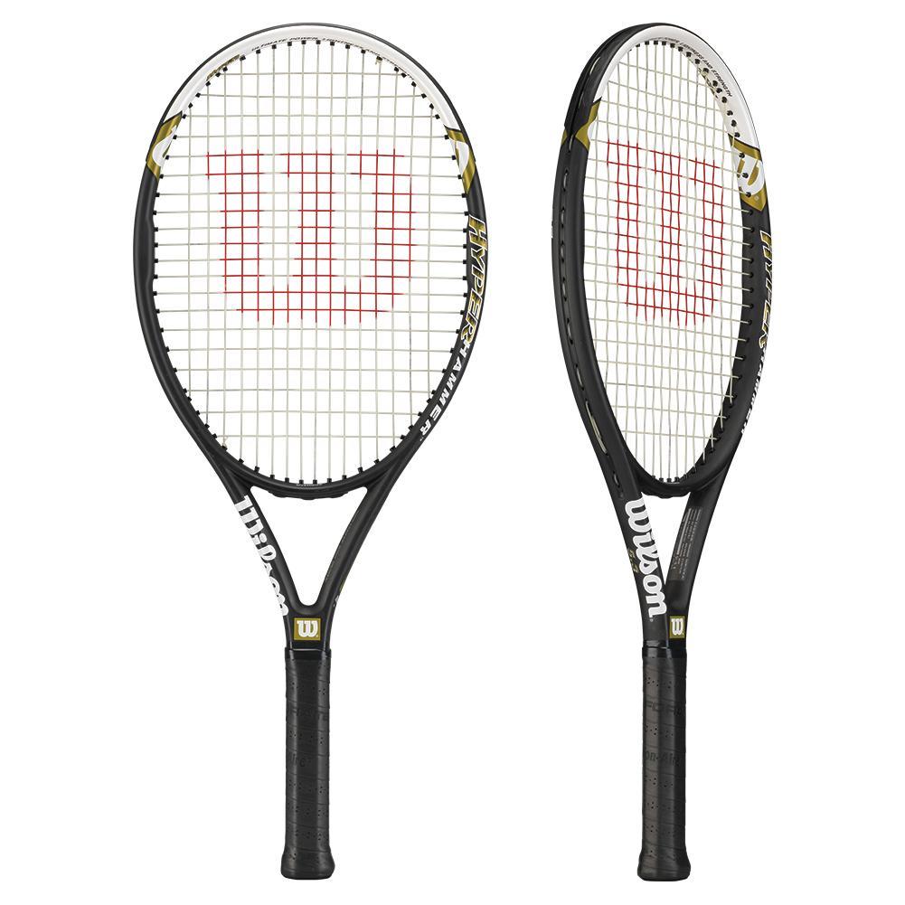 Hyper Hammer 5.3 110 Prestrung Tennis Racquet