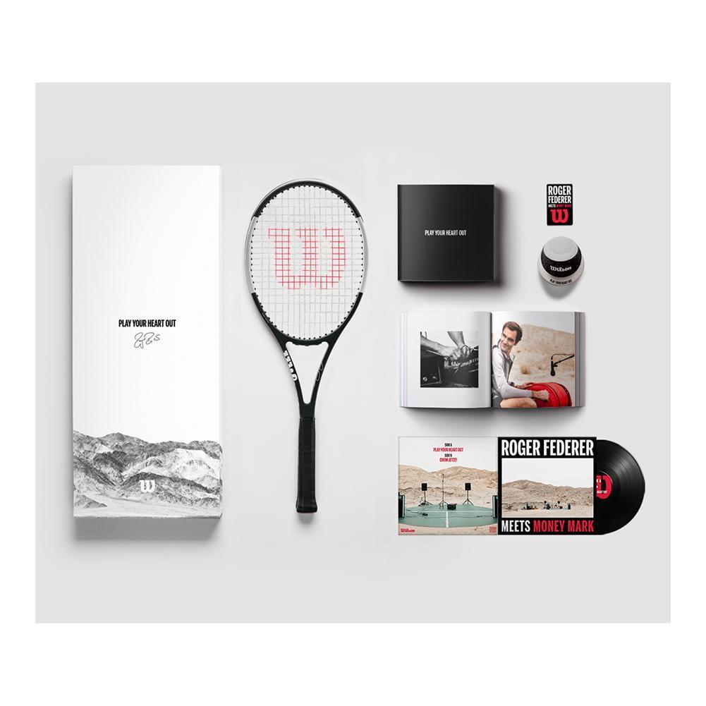 Federer Vip Tennis Kit