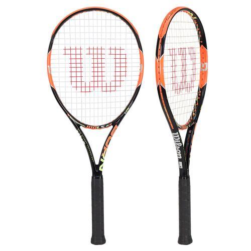 Burn 100ls Tennis Racquet