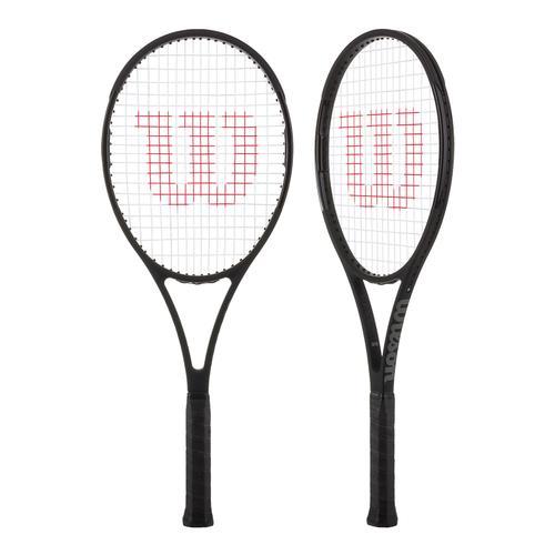 a330f666f Wilson Pro Staff 97LS Tennis Racquet Black