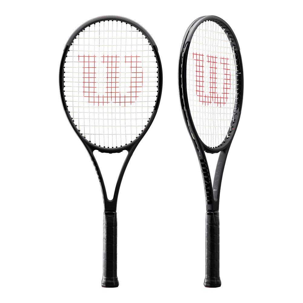 7799b9fb7 Wilson Pro Staff 97 Countervail Black Tennis Racquet