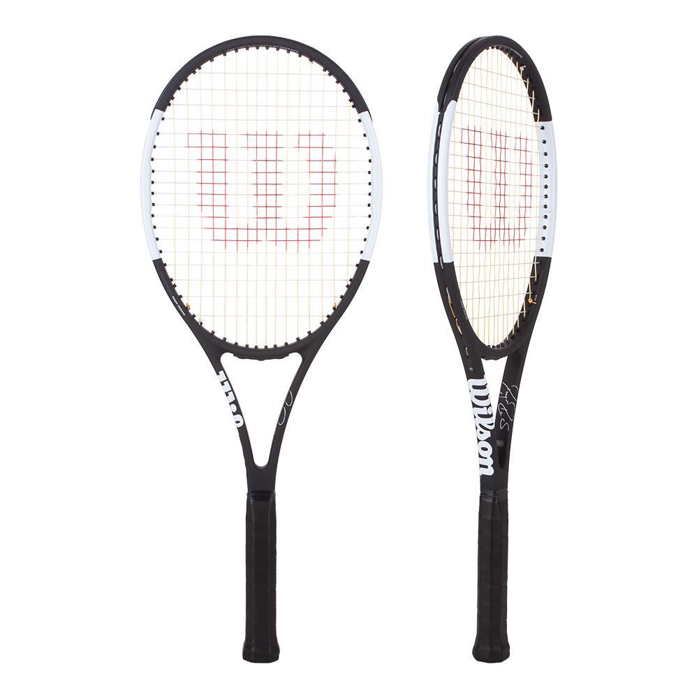 Wilson Pro Staff >> Wilson Pro Staff Rf 97 Autograph Tennis Racquet