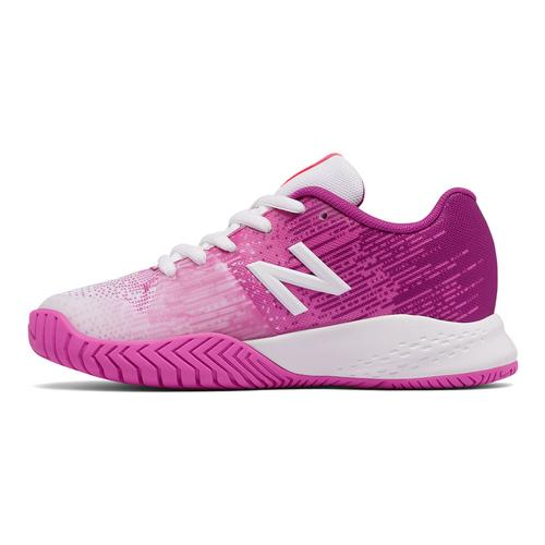 tennis express new balance juniors 996v3 tennis shoes