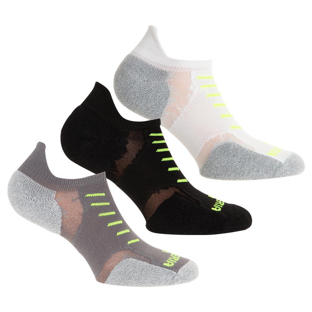 Experia No Show Tab Tennis Socks