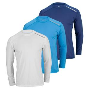 BLOQUV MENS JET TEELONG TENNIS TEE
