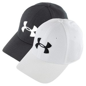 UNDER ARMOUR MENS BLITZING STRETCH FIT CAP