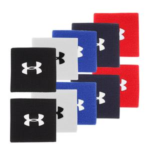 UNDER ARMOUR 3-INCH PERFORMANCE WRISTBAND
