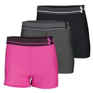 UNDER ARMOUR WOMENS HEATGEAR ARMOUR SHORTY