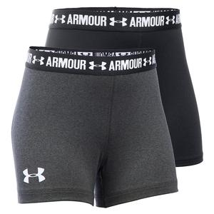 UNDER ARMOUR GIRLS HEATGEAR SHORTY