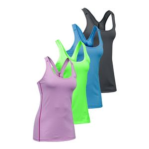 UNDER ARMOUR WOMENS STRIPE RACER TANK