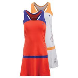 BABOLAT WOMENS PERF RACERBACK TENNIS DRESS