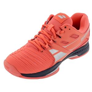 BABOLAT WOMENS SFX 2 ALL COURT TNS SHOES PINK