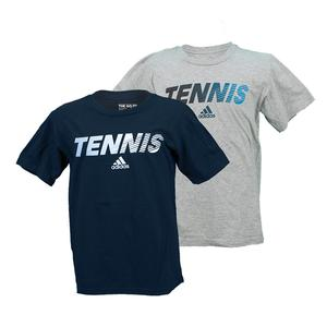 adidas BOYS GRAPHIC TENNIS TEE