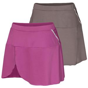 BABOLAT WOMENS CORE WRAP TENNIS SKIRT