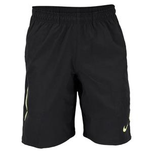 MENS SHOWDOWN WOVEN TAPED TENNIS SHORT