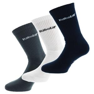 BABOLAT TENNIS SOCKS 3 PAIR