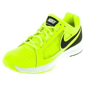 NIKE MENS AIR VAPOR ACE TNS SHOES VOLT/WH