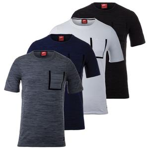 NIKE MENS TECH KNIT POCKET TEE
