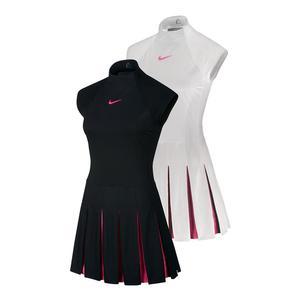 NIKE WOMENS COURT POWER TENNIS DRESS
