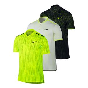 NIKE MENS COURT DRY ADVANTAGE PREMR TNS POLO