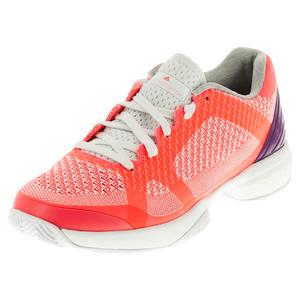adidas WOMENS ASMC BARR BOOST TNS SHOES RD/WH