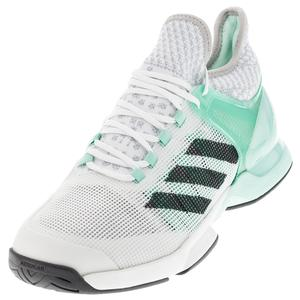 adidas MENS ADIZERO UBERS 2 TNS SHOES ICE GN/GY