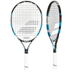 BABOLAT PURE DRIVE JUNIOR 23 TENNIS RACQUET BLUE