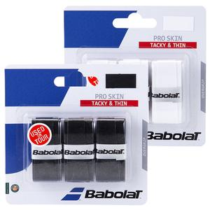 BABOLAT PRO SKIN TENNIS OVERGRIP 3 PACK