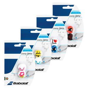BABOLAT LOONY DAMP TENNIS DAMPENER 2 PACK