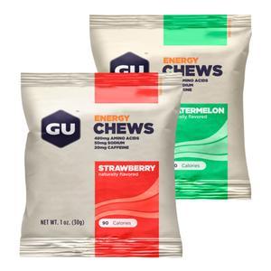 GU ENERGY LABS ENERGY CHEWS