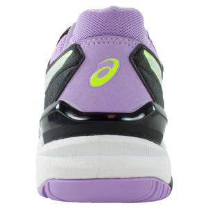 ASICS WOMENS GEL-RESOLUTION 6 TNS SHOES BK/ORD