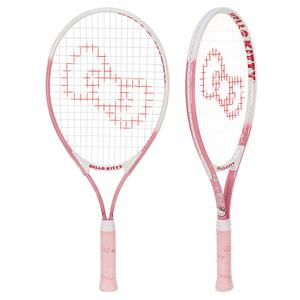 HELLO KITTY 25 INCH JUNIOR TENNIS RACQUET