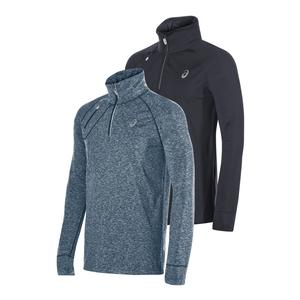 ASICS MENS THERMOPOLIS 1/2 ZIP TOP