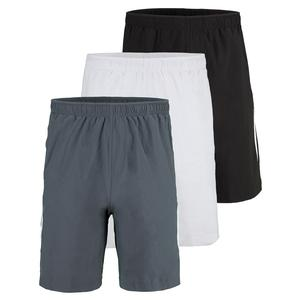 PRINCE MENS STRETCH WOVEN 9 INCH TNS SHORT