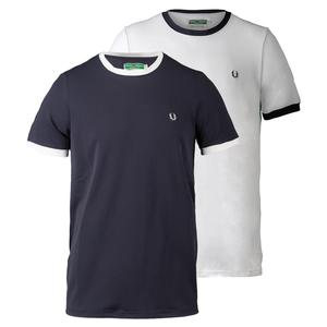 FRED PERRY MENS PERFORMANCE TENNIS SHIRT