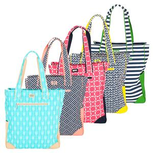 AME AND LULU WOMENS TENNIS TOTE BAG