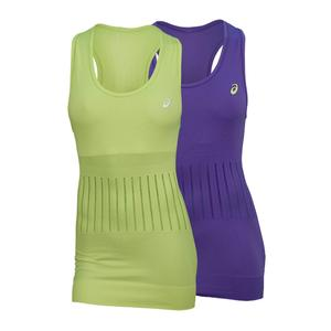 ASICS WOMENS SEAMLESS TENNIS TANK TOP