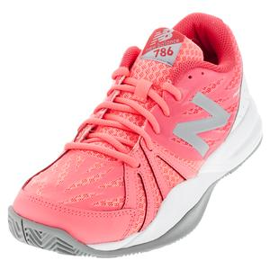 NEW BALANCE WOMENS 786V2 B WDTH TNS SHOES GUAV/WH