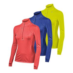 ASICS WOMENS THERMOPOLIS 1/2 ZIP TOP