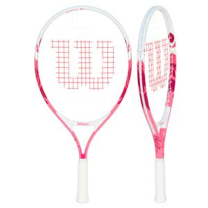 WILSON 2014 BLUSH 21 JUNIOR TENNIS RACQUET